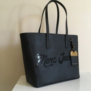 Marc Jacobs NWT SIDEKICK TOTE / Black